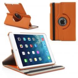 Atverčiamas dėklas (360°) - oranžinis (iPad Mini 1 / 2 / 3)
