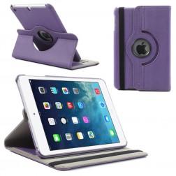 Atverčiamas dėklas (360°) - violetinis (iPad Mini 1 / 2 / 3)