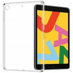 Kieto silikono (TPU) dėklas - skaidrus (iPad 10.2)