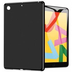 Kieto silikono (TPU) dėklas - juodas (iPad 10.2 2019 / 2020)