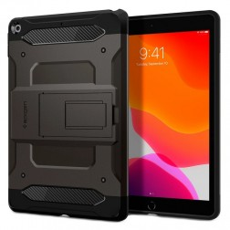 """Spigen"" Tough Armor Tech sustiprintos apsaugos dėklas - juodas (iPad 10.2 2019 / 2020)"