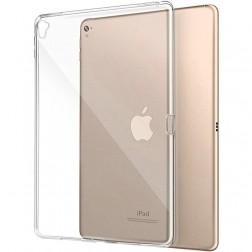 """Kieto silikono (TPU) dėklas - skaidrus (iPad Pro 12.9"""" 2015 / 2017)"""
