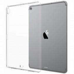 Kieto silikono (TPU) dėklas - skaidrus (iPad Pro 12.9 2018)