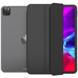 """Klasikinis atverčiamas dėklas - juodas (iPad Pro 12.9"""" 2020 / 2018)"""