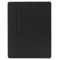 Atverčiamas dėklas - juodas (iPad 2 / 3 / 4)