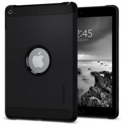 """""""Spigen"""" Tough Armor sustiprintos apsaugos dėklas - juodas (iPad 9.7"""" 2017 / iPad 9.7"""" 2018)"""