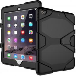 """Sustiprintos apsaugos dėklas - juodas (iPad 9.7"""" 2017 / iPad 9.7"""" 2018)"""