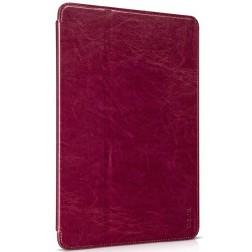 """""""HOCO"""" Retro atverčiamas dėklas - raudonas (iPad Air 2)"""