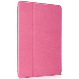 """""""HOCO"""" Retro atverčiamas dėklas - rožinis (iPad Air 2)"""