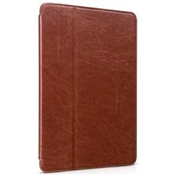 """""""HOCO"""" Retro atverčiamas dėklas - rudas (iPad Air 2)"""