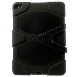 Sustiprintos apsaugos dėklas - juodas (iPad Air 2)