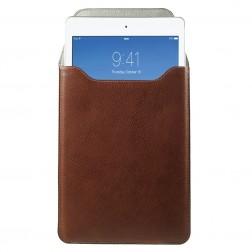 Odinė planšetės įmautė - ruda (iPad Air / iPad Air 2 / iPad Pro 9.7 / iPad 9.7 2017)