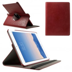 Solidus atverčiamas dėklas (360°) - raudonas (iPad Air 2)