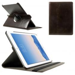 Solidus atverčiamas dėklas (360°) - rudas (iPad Air 2)