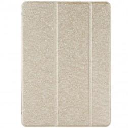 Atverčiamas dėklas - smėlio spalvos (iPad Air 2)