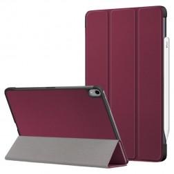 Atverčiamas dėklas - bordo (iPad Air 4 2020)
