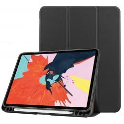 """""""Stylus"""" atverčiamas dėklas - juodas (iPad Air 4 2020)"""