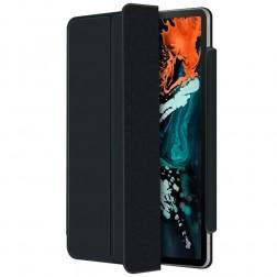 """Leather Smart Cover atverčiamas dėklas - juodas (iPad Pro 11"""" 2020 / 2018 / Air 4 2020)"""