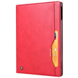 """""""Comma"""" atverčiamas dėklas - raudonas (iPad Pro 11"""" 2021 / 2020 / 2018 / Air 4 2020)"""