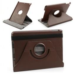 Atverčiamas dėklas (360°) - rudas (iPad Air)