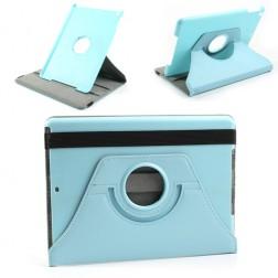 Atverčiamas dėklas (360°) - šviesiai mėlynas (iPad Air)