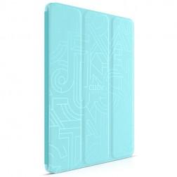 """""""HOCO"""" Cube atverčiamas dėklas - mėlynas (iPad Air 2)"""