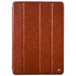 """""""Remax"""" atverčiamas dėklas - rudas (iPad Air)"""