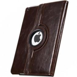 Solidus atverčiamas dėklas (360°) - rudas (iPad Air)