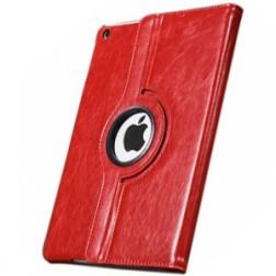 Solidus atverčiamas dėklas (360°) - raudonas (iPad Air)