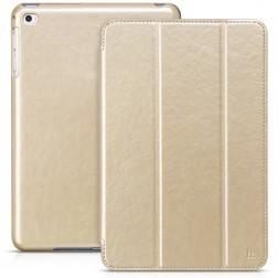 """""""HOCO"""" Retro atverčiamas dėklas - auksinis (iPad mini 4 / iPad mini 2019)"""