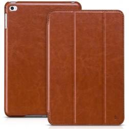 """""""HOCO"""" Retro atverčiamas dėklas - rudas (iPad mini 4 / iPad mini 2019)"""