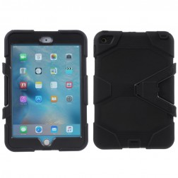 Sustiprintos apsaugos dėklas - juodas (iPad mini 4 / iPad mini 2019)