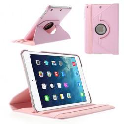 Atverčiamas dėklas (360°) - rožinis (iPad Mini 1 / 2 / 3)