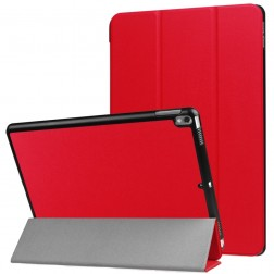 Atverčiamas dėklas - raudonas (iPad Pro 10.5)