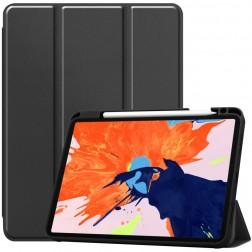 """""""Stylus"""" atverčiamas dėklas - juodas (iPad Pro 12.9"""" 2020 / 2018)"""
