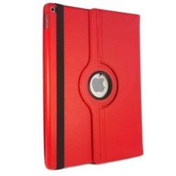 Solidus atverčiamas dėklas (360°) - raudonas (iPad Pro 12.9)