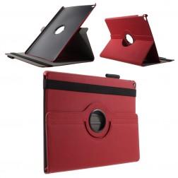 Atverčiamas dėklas (360°) - raudonas (iPad Pro 12.9)