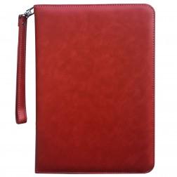 Klasikinis atverčiamas dėklas - raudonas (iPad Pro 9.7)