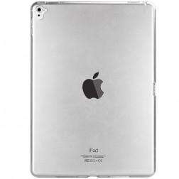 Kieto silikono (TPU) dėklas - skaidrus (iPad Pro 9.7)