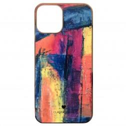 """""""Painting"""" kieto silikono (TPU) dėklas - spalvotas (iPhone 12 Mini)"""