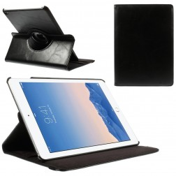 Solidus atverčiamas dėklas (360°) - juodas (iPad Air 2)