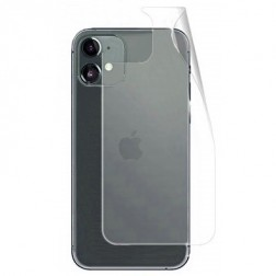 """""""JUNLI"""" apsauginė nugarėlės plėvelė - skaidri (iPhone 11)"""