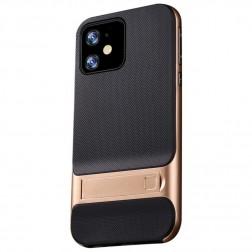 """""""Kickstand"""" dėklas - auksinis (iPhone 11)"""