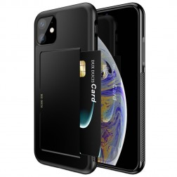 """""""Dux Ducis"""" Pocard dėklas - juodas (iPhone 11)"""