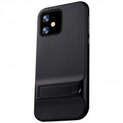 """""""Kickstand"""" dėklas - juodas (iPhone 11)"""