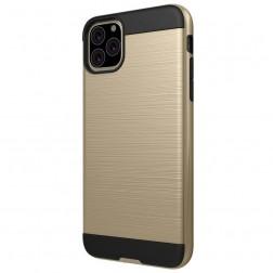 Sustiprintos apsaugos dėklas - auksinis (iPhone 11 Pro)