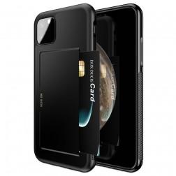 """""""Dux Ducis"""" Pocard dėklas - juodas (iPhone 11 Pro)"""