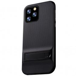 """""""Kickstand"""" dėklas - juodas (iPhone 11 Pro)"""