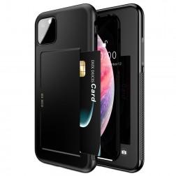 """""""Dux Ducis"""" Pocard dėklas - juodas (iPhone 11 Pro Max)"""