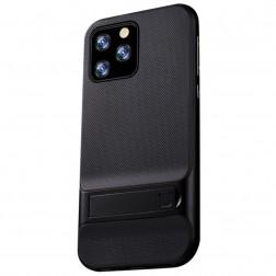 """""""Kickstand"""" dėklas - juodas (iPhone 11 Pro Max)"""